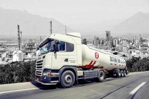 Pressurized gas transportation
